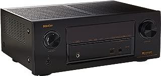 Denon AVR-X2300W 7.2 Channel Full 4K Ultra HD AV Receiver with Bluetooth