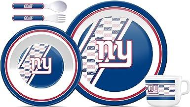 NFL New York Giants Children's Dinner Set