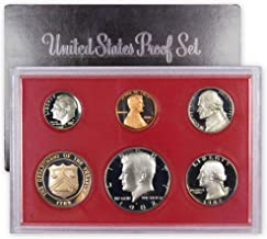 united states proof set 1983