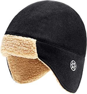 Fully Fleece Lined Gathered Hat Smoke and Mirrors