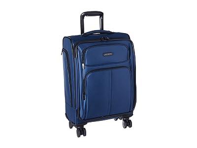 Samsonite Levrage LTE 20 Spinner (Blue) Luggage