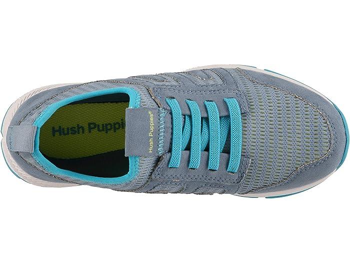 Hush Puppies Kids Zeke Ts Field Ac Sneaker