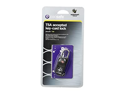 Pacsafe Prosafe 750 TSA Accepted Key-Card Lock (Black) Wallet