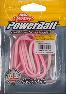 Berkley PowerBait Fresh Water Fishing Bait (All PowerBait Styles)