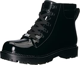Best shiny black boots womens Reviews