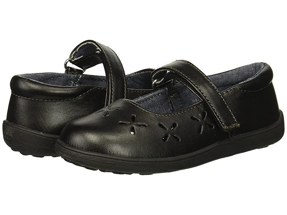 See Kai Run Kids Janelle (Toddler/Little Kid) (Black) Girl