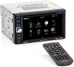 BOSS Audio Systems BV9358B Car DVD Player - Double Din,...