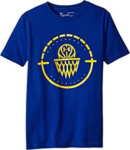 Under Armour Kids - Center Court Short Sleeve Tee (Big Kids)