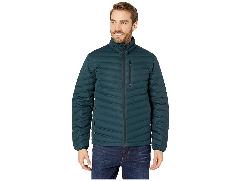 Mountain Hardwear StretchDown Jacket (Blue Spruce) Men