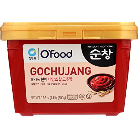 Chung Jung One Sunchang Pasta de pimiento picante (Gochujang) 500g