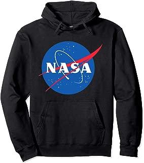 Official NASA Logo Pullover Hoodie