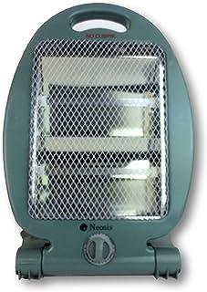 Neosis Calefactor Radiador De Cuarzo De 2 Barras 800W