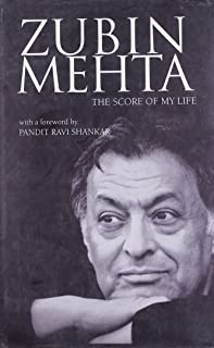 Zubin Mehta, the score of my life