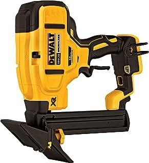 Dewalt DCN682N Cordless XR Brushless Flooring Stapler, 18 V, Yellow/Black, 18 Gauge