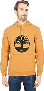 Timberland Outdoor Heritage Big Embroidered Tree Sweatshirt Wheat Boot MD
