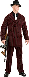 Best red gangster suit Reviews
