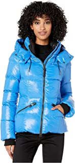 Madalyn Puffer Jacket Cobalt MD