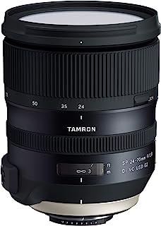 Tamron A032N SP 24-70mm F/2.8 Di VC USD G2 Lens Voor Nikon, Zwart