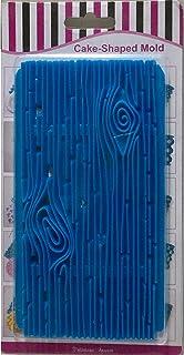بصامة بلاستيك على شكل جزع شجر لعجينة الصلصال الحرارى