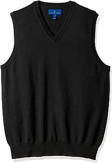 Buttoned Down Men's Supima Cotton Sweater Vest