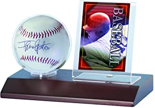 Autographs-original Acrylic Lucite Baseball 36 Ball Display Case