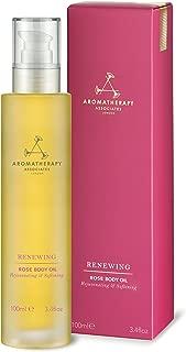 Aromatherapy Associates Renewing Rose Body Oil, 3.4 Fl Oz