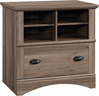 Sauder Harbor View Lateral File, Salt Oak finish