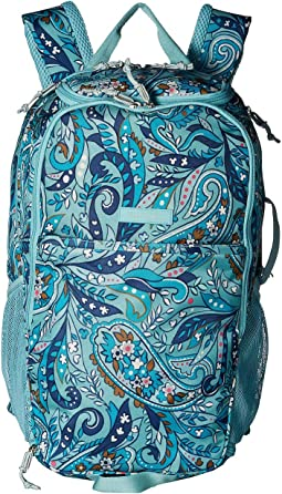 564ded590967 Daisy Paisley. 6. Vera Bradley. Lighten Up Journey Backpack. $175.00.  5Rated 5 stars out of 5. Tossed Posies