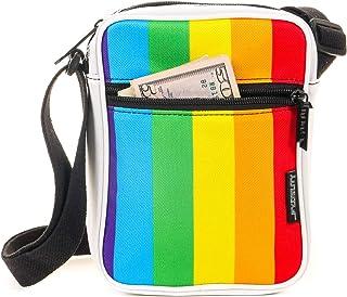 حقيبة كتف جانبية بحزام كروس كروس كروس فيستيفال من FYDELITY-حقيبة صدر صغيرة