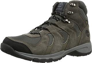 e50babac3a0a8b Timberland Fleettrail Mid GTX D Dark Brown, Scarpe da Escursionismo Uomo
