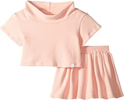 Top + Skirt Playset Two-Piece (Toddler/Little Kids)