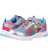 SKECHERS KIDS - Swift Kicks 10902L Lights (Little Kid/Big Kid)
