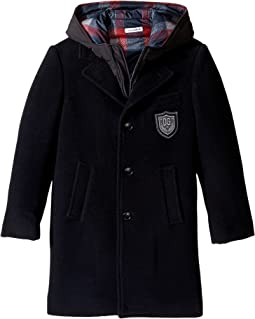 Dolce & Gabbana Kids - Back to School 2-in-1 Coat (Toddler/Little Kids)