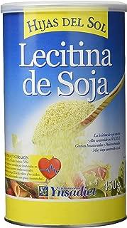 Hijas Del Sol Lecitina de Soja GMO - 450 gr