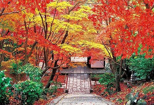 Jojakukoji 73-174 to invite 300 Piece autumn leaves (japan import)