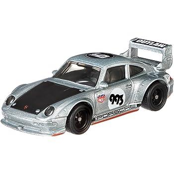 Audi R8 LMS,BMW M1 Procar,Porsche 993 GT2,Mercedes 1:64 Hot Wheels Euro Speed