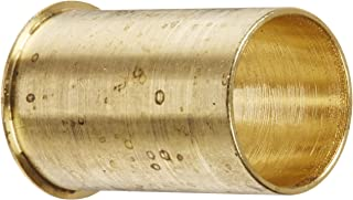 """TUBE SUPPORT 1//4/"""" TUBE OD X 1//8 TUBE ID BRASS COMP FITTING QTY 10  #61282"""