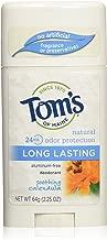 Tom's of Maine Natural Deodorant Stick, Calendula, 2.25-Ounce Stick