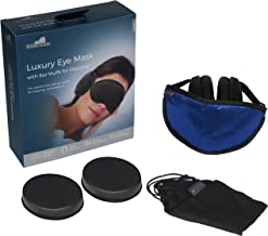 sleep mask and earmuffs