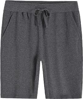 Women's Soft Knit Bermuda Shorts with Pockets