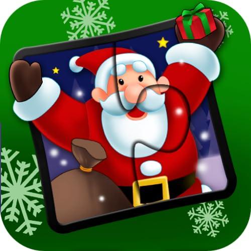 Puzzle di Natale 123 - Un divertente gioco educativo per bambini