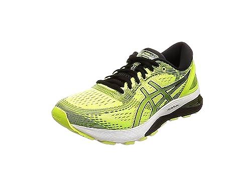 Antagonismo Borde Procesando  ASICS Gel-Nimbus 21, Zapatillas de Running Hombre: Asics: Amazon.es:  Zapatos y complementos