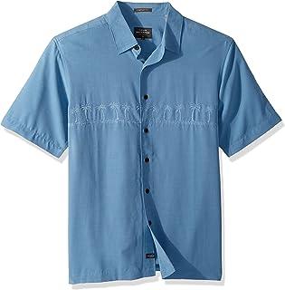 Quiksilver Waterman Men's Tahiti Palms 4 Woven Shirt