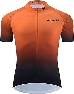 Amazon.it: Arancione - Magliette / Uomo: Sport e tempo libero