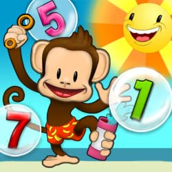monkey math sunshine
