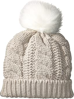 Michael Stars Cable Knit Hat