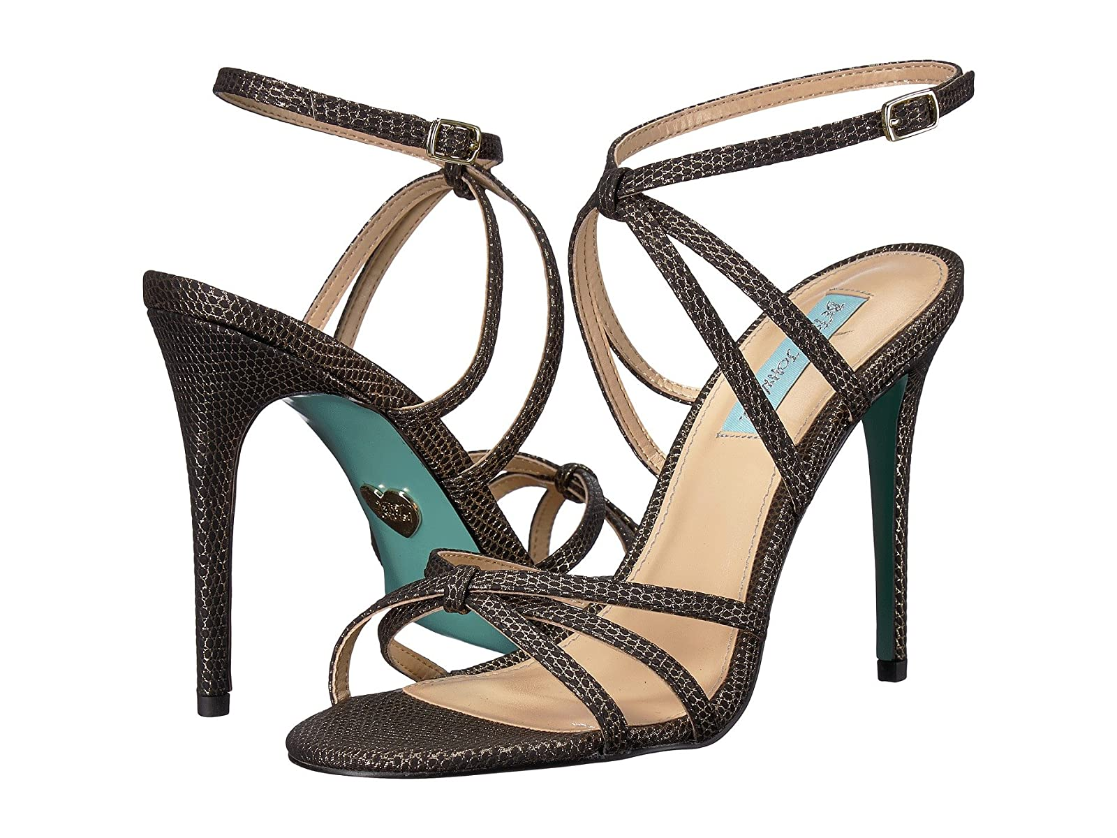 Blue by Betsey Johnson MylaAtmospheric grades have affordable shoes
