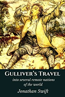 Gulliver's Travel : Into several remote nations of the world: With Original Illustrated