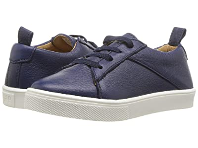 Freshly Picked Classic Lace-Up Sneaker (Toddler/Little Kid) (Navy) Kid
