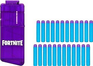 NERF Fortnite 12-Dart Clip & 24 Official Elite Darts -- Refill Pack for Fortnite Elite Blasters -- for Youth, Teens, Adults